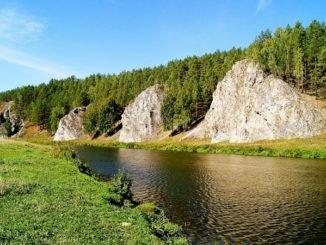 Реки Свердловской области