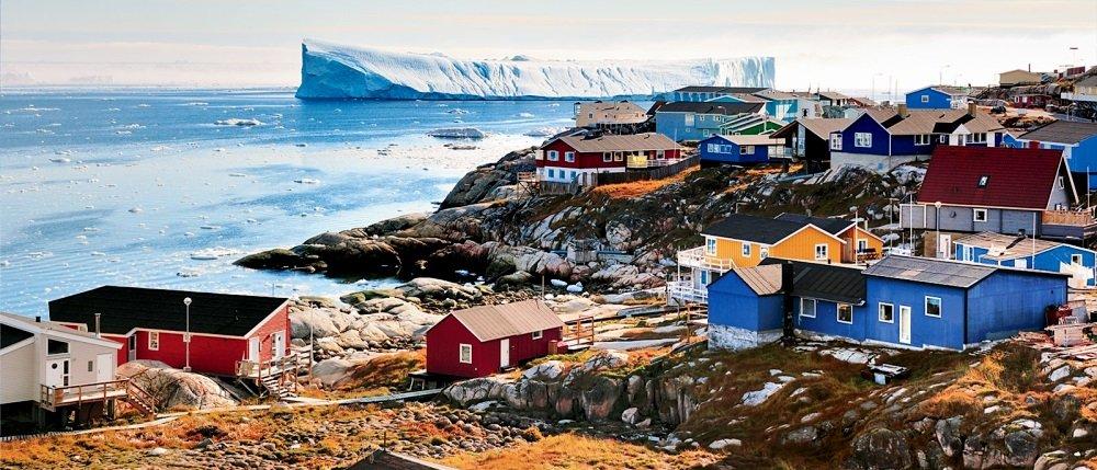 климат в Гренландии