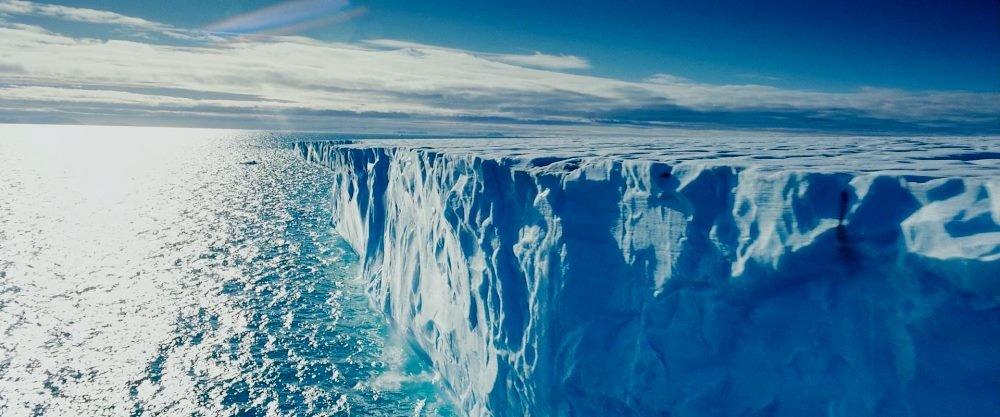 Начало научных исследований Гренландии
