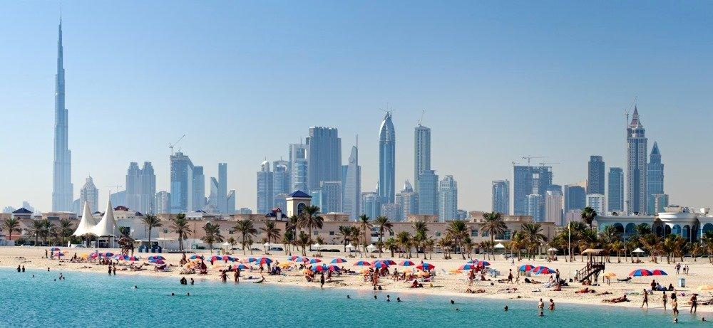 Отдых в ОАЭ в ноябре
