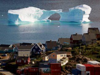 открытие Гренландии
