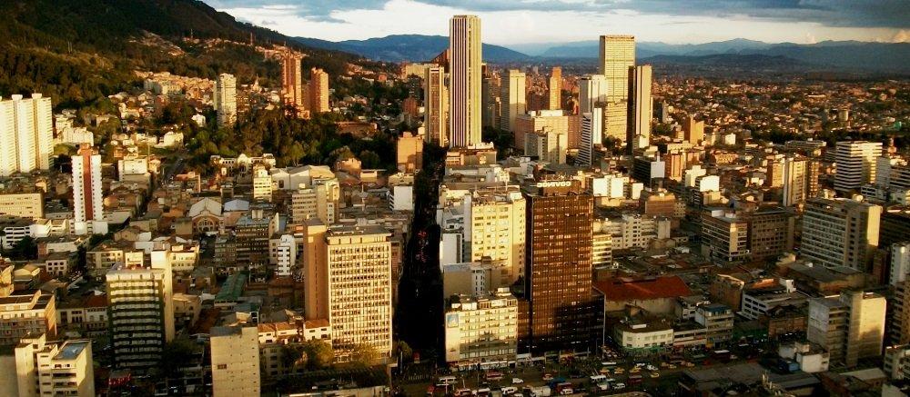 страна Колумбия