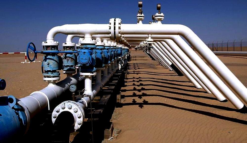 использование нефти в Африке