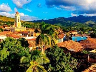 Население Тринидада