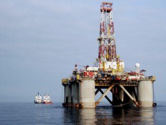 Нефть на континентальных шельфах