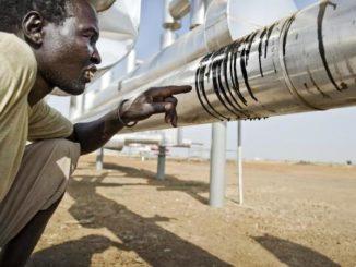 нефть в Африке