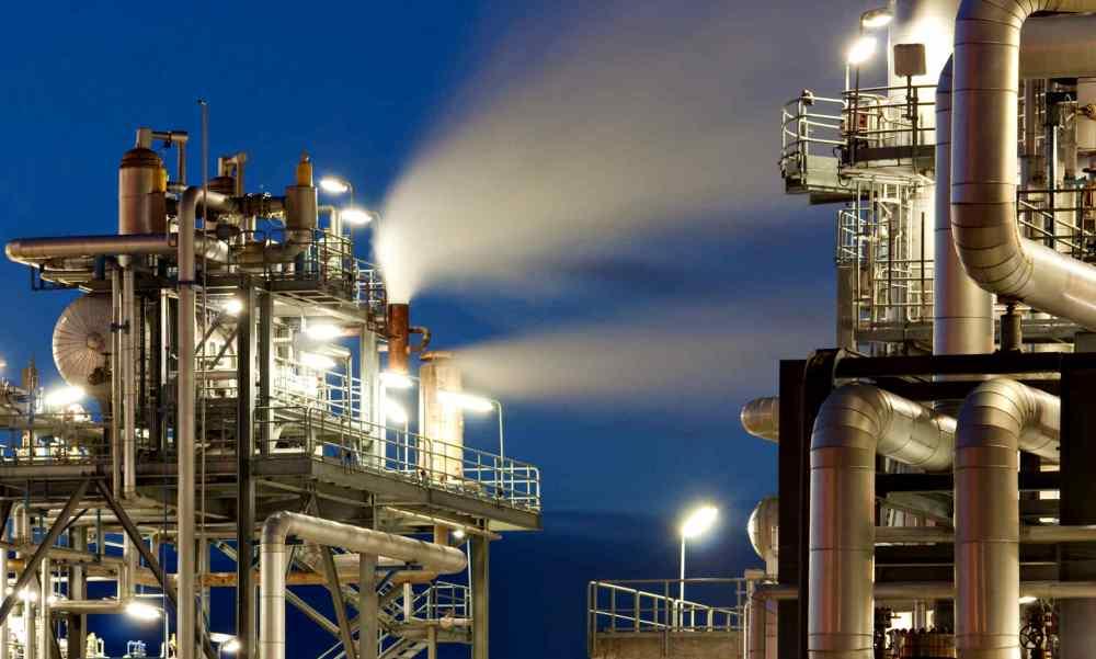 нефть в Германии