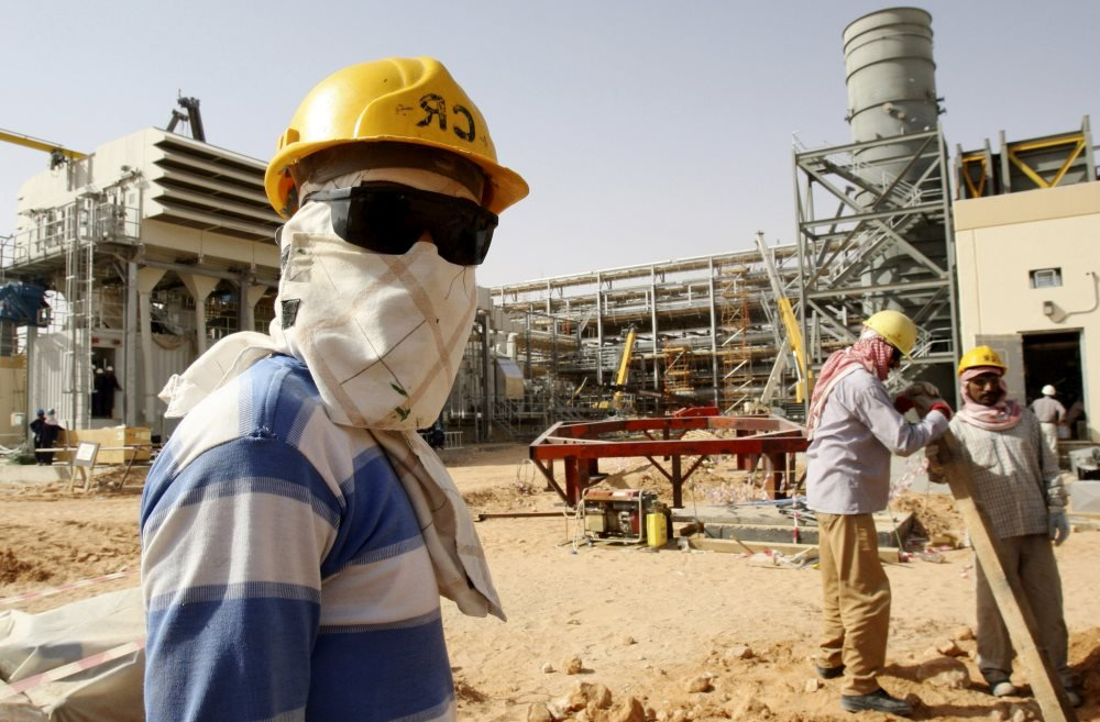 Нефтяная промышленность в Саудовской Аравии