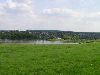 Парк в селе Иванча