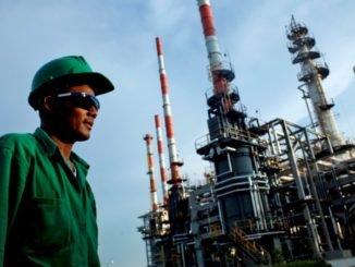 Транспортировка нефти на Среднем Востоке