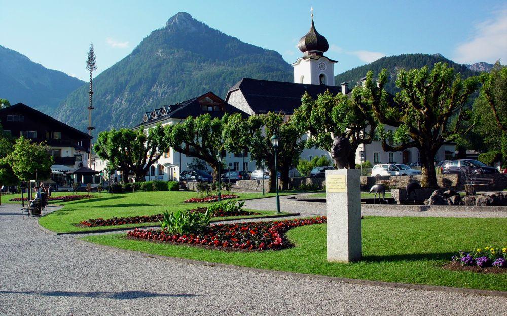 путешествие в Австрию и Европу