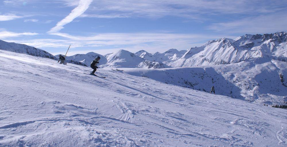 горнолыжный курорт Банско