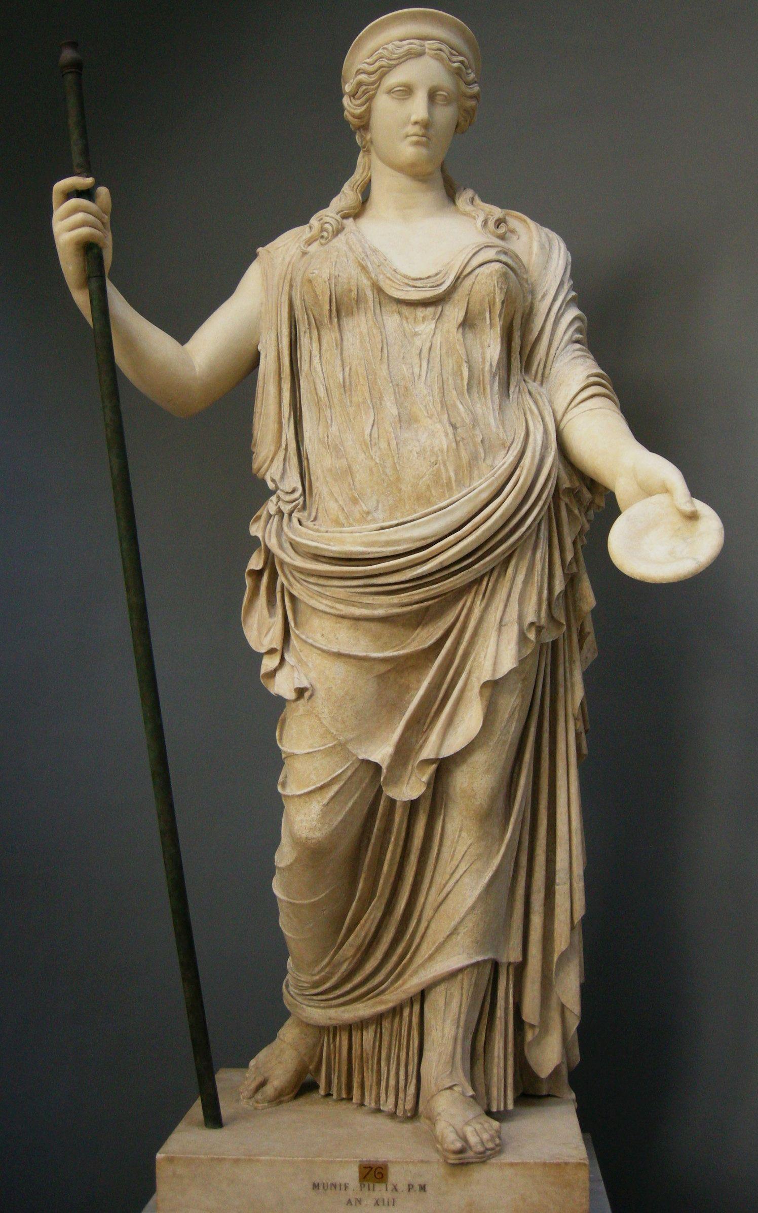 Гера, жена Зевса