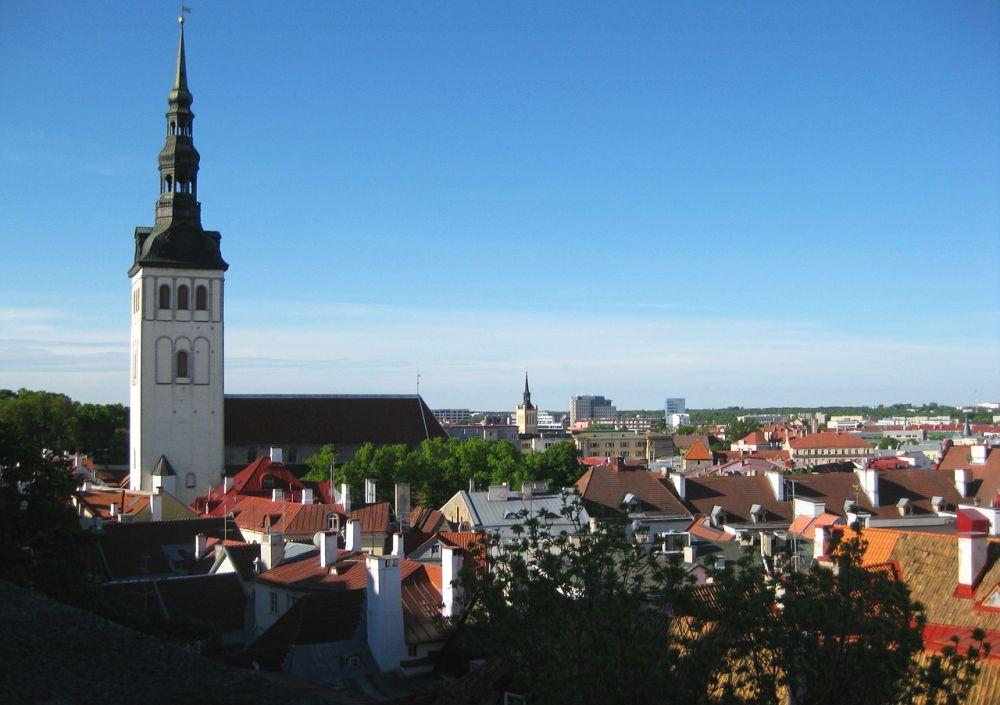 цены в Эстонии в рублях и в евро