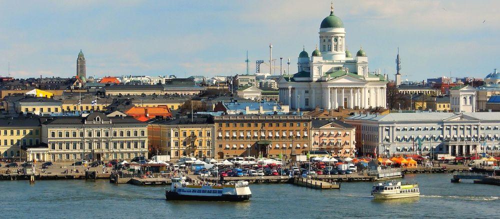 цены в Финляндии в рублях, евро и долларах