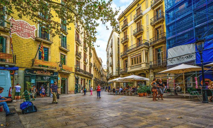 Цены в Барселоне 2019 на отели, еду, авиабилеты
