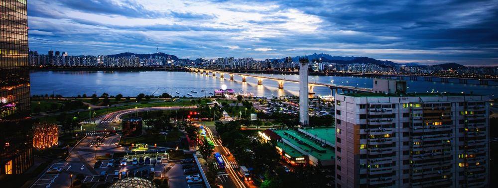цены в Южной Корее в рублях и валюте