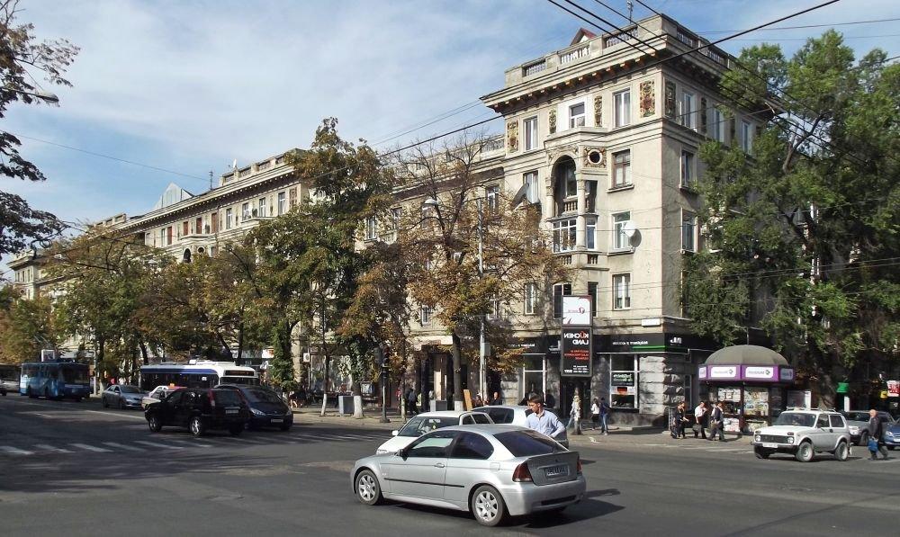цены в Молдове в рублях, в евро и в валюте