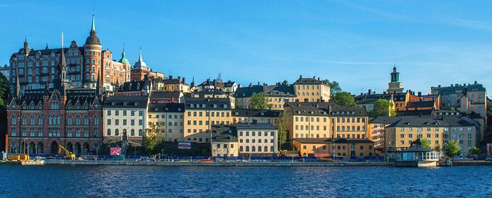 цены в Швеции в рублях, евро и долларах