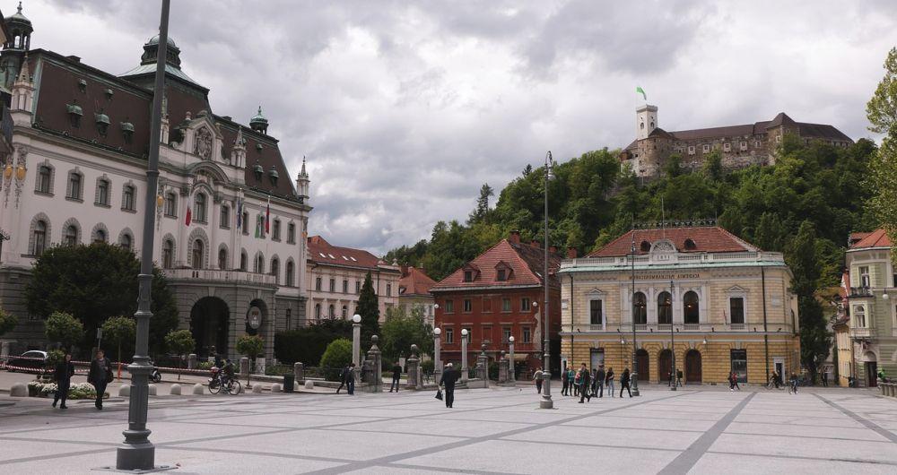 цены в Словении в рублях, в евро и долларах