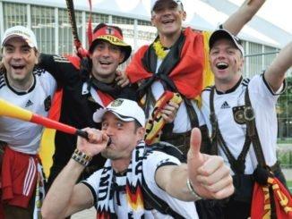 Почему в Германии немцы, а не германцы
