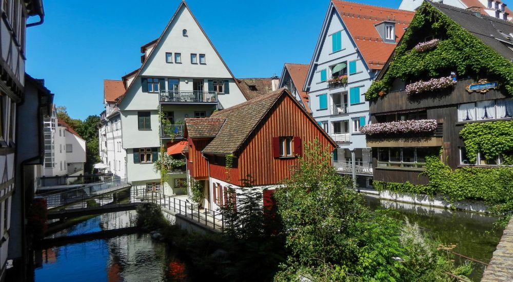 экскурсионный отдых в Германии осенью