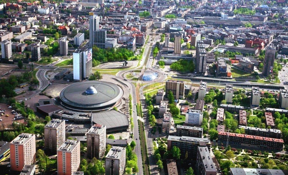 город Катовице