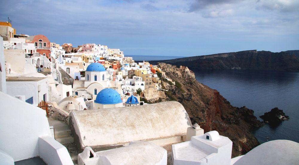 отдых в Греции в октябре недорого