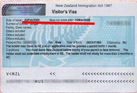 групповая виза