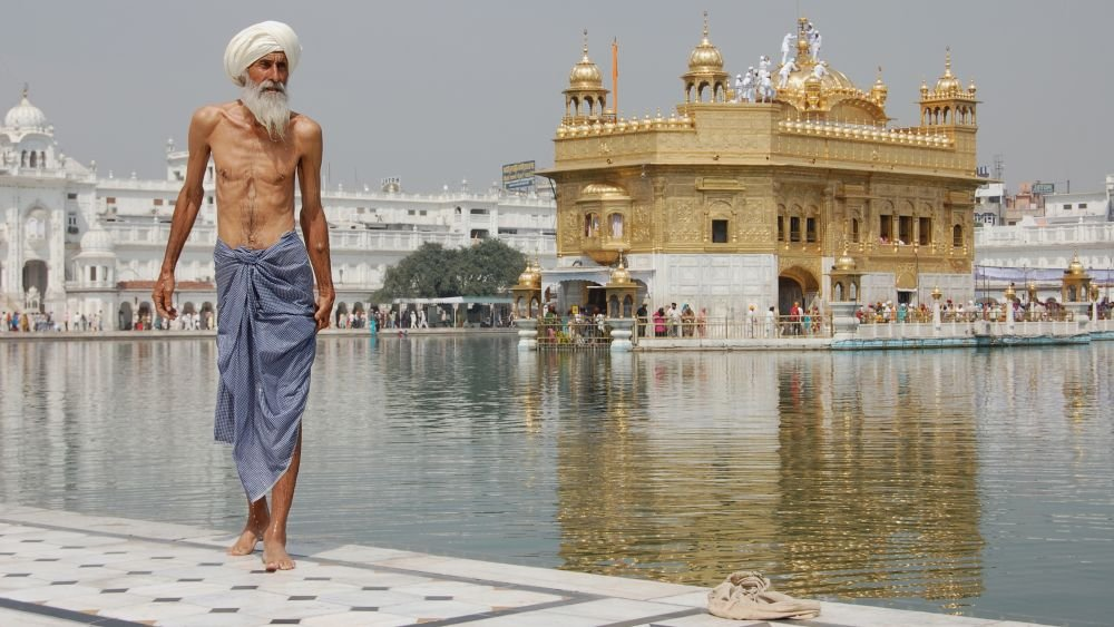 поездка в Индию зимой