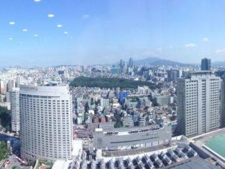 интервью с хостес в Южной Корее