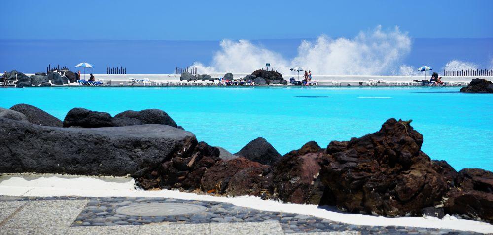 пляжный отдых и море на Канарских островах