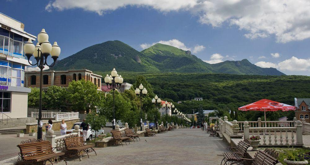 курорт Кавказские минеральные воды