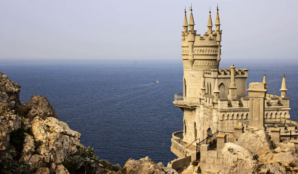 отпуск в России: поездка в Крым