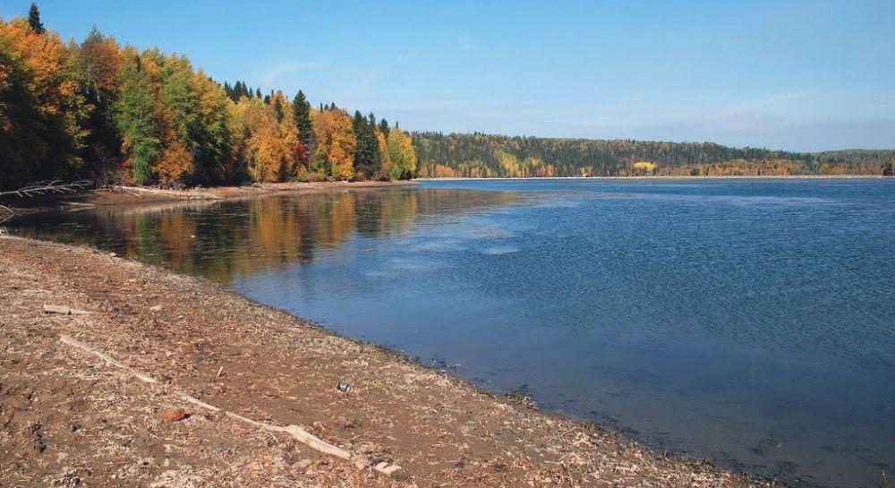 река Кутамыш