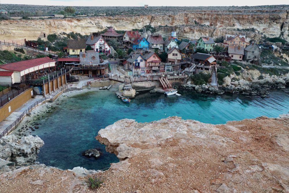 Интересное место на Мальте