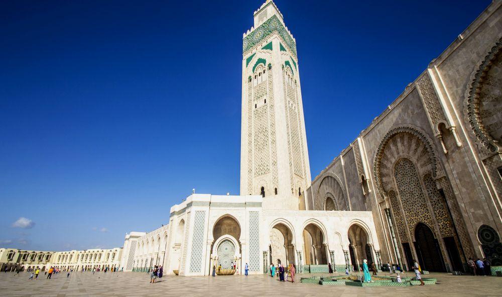 Марокко - популярное направление в Африке