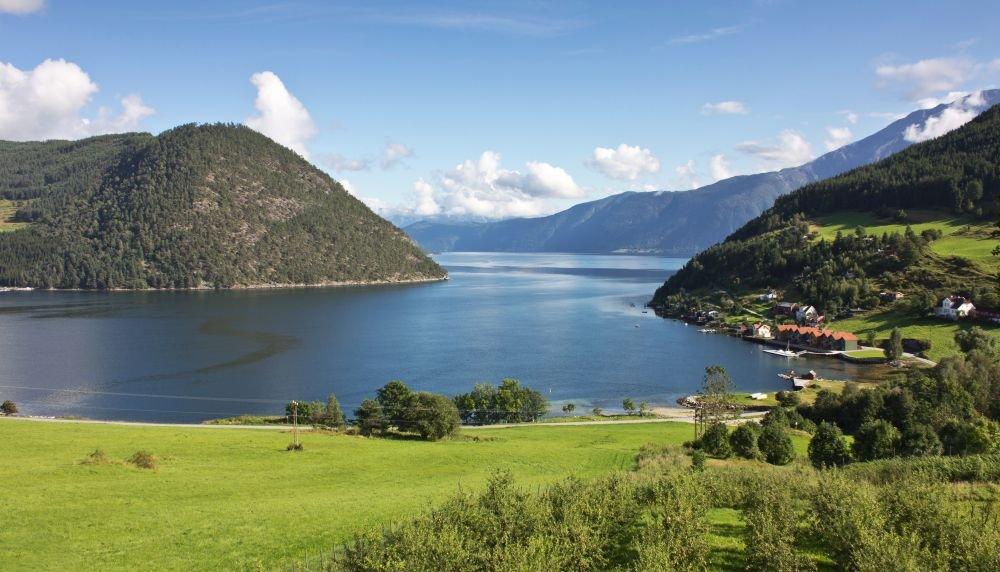 активный отдых в Норвегии и альпинизм