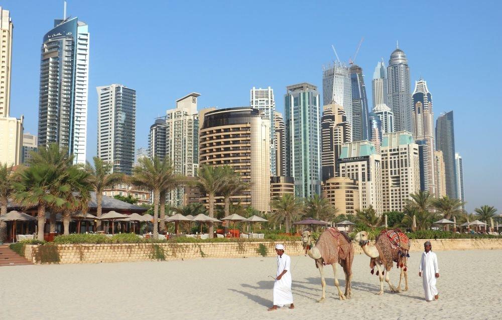 отпуск в ОАЭ в октябре