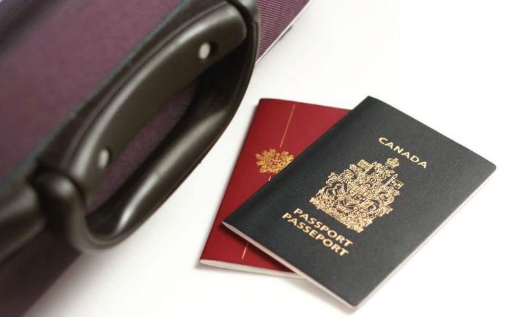 второе гражданство России и Канады