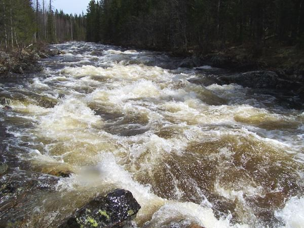 река Акчим