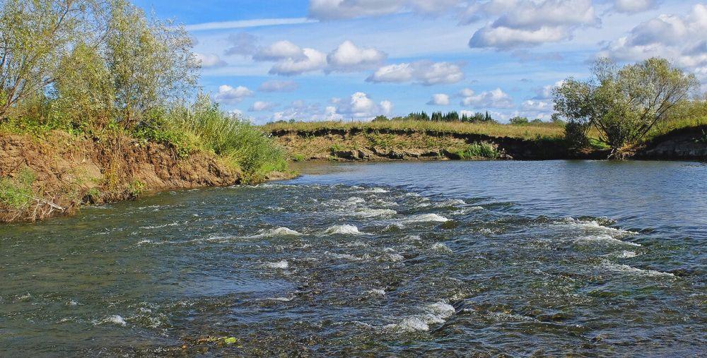 река Бисерть