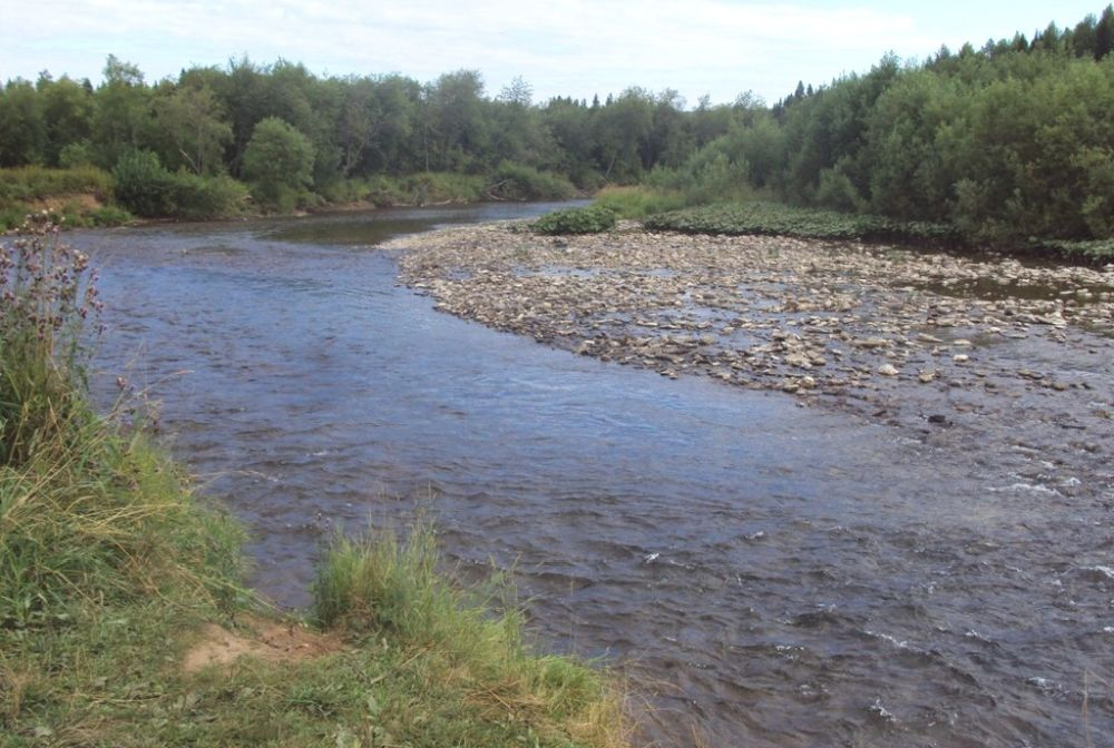 река Чаньва