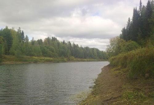 река Полуденный Кондас