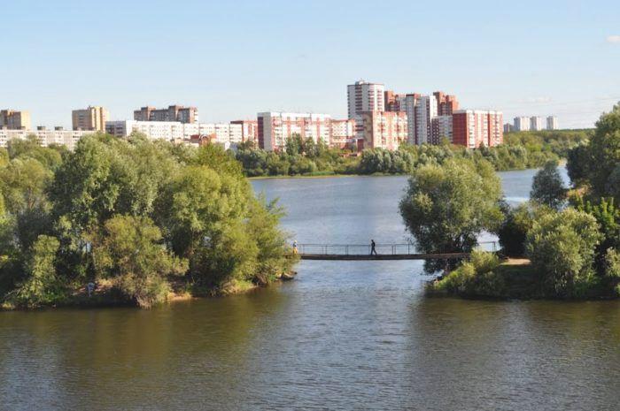 река Мулянка