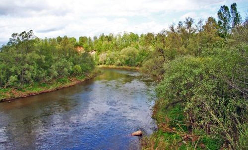 река Тулва