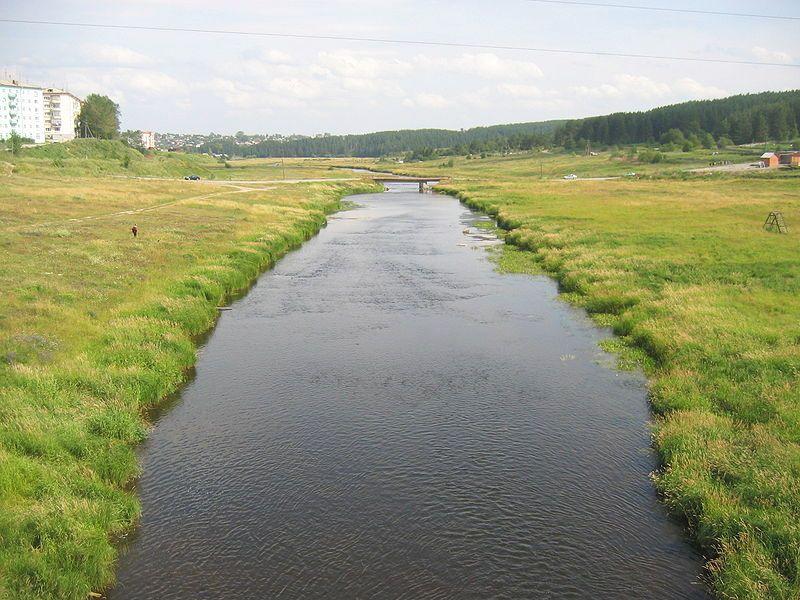 река Турья