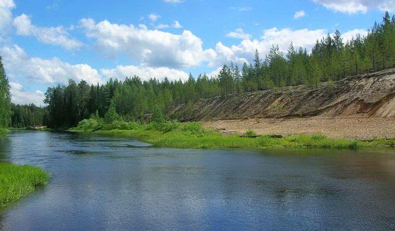 река Весляна