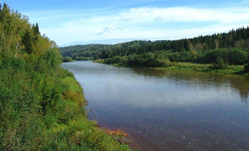 река Вильва