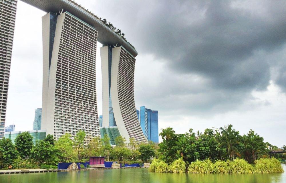 поездка в Сингапур